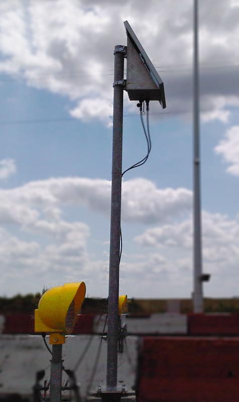 autoroute cascades solaire signaltech