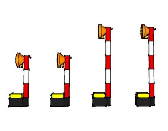 matériel de balisage chantier